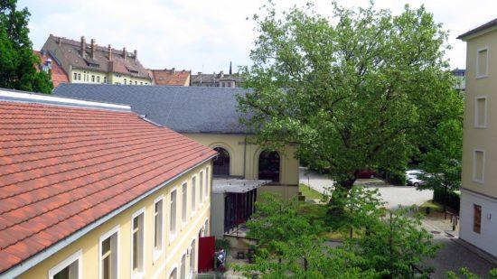 Heinrich-Schütz-Konservatorium macht die Türen auf.