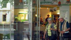 Grünzeugs: die Salat-Bar auf der Hauptstraße