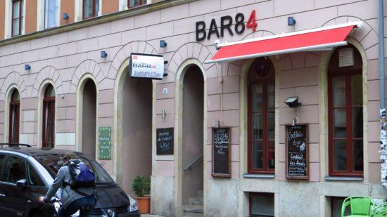 Bleibt: Bar84