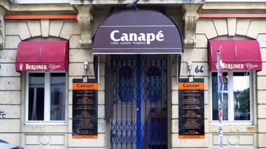 Geschlossen nach 12 Jahren: Canapé