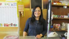 Rihana Ibrahim in geburtstäglicher Vorfreude