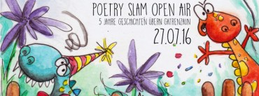 Poetry Slam in der Groovestation
