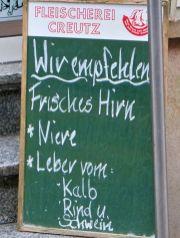 Fleischerei-AngebFleischerei-Angebot nach der BRN 2009ot nach der BRN