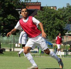 Spieler des FC Dresden. Foto: FC Dresden