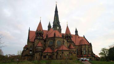 St. Martin Kirche an der Stauffenbergallee