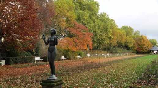 Genesung im Rosengarten