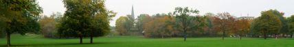 Alaunplatz im November