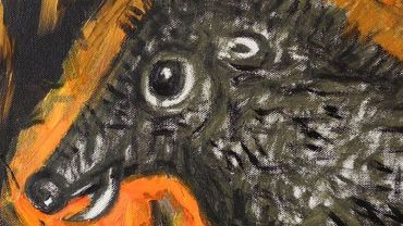 Im Unterholz - Ausschnitt - Christiane Latendorf
