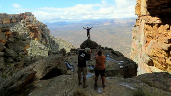 Wandern in Südafrika - Foto: PR/Mira Davis