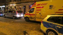 Polizeieinsatz Görlitzer Straße im Februar 2017
