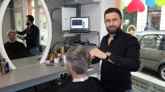 barbier-friseursalon Beka  Mêrvan - Neuer Salon für Haupt- und Wangenhaar.