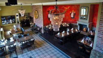 Restaurant mit Rotunde