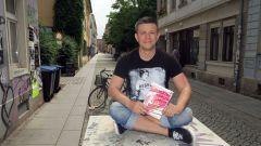 Literat und DJ Marcus Wächtler