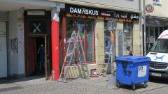 Eröffnung demnächst: Damaskus