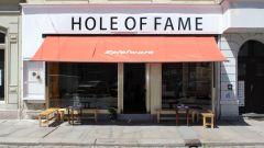 Hole of Fame auf der Königsbrücker