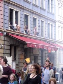 Balkonien überm Zille - Görlitzer Straße