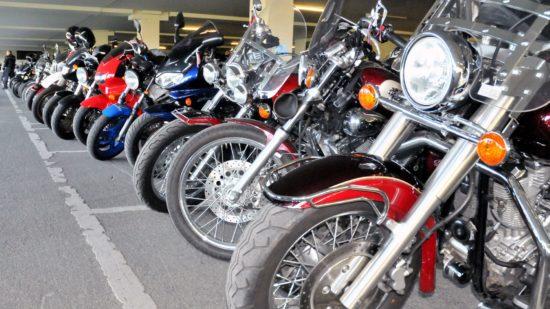 Schwere Maschinen werden zu den Harley-Davidson-Days erwartet.