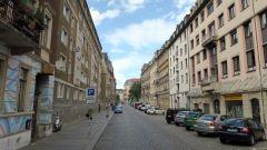 Schrägparken auf der südlichen Martin-Luther-Straße bleibt.