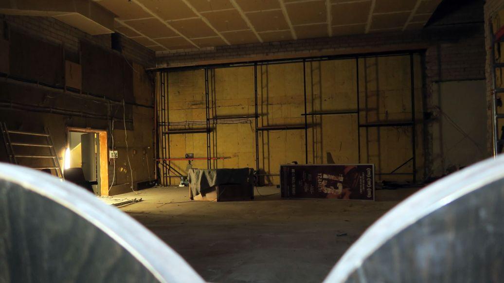 Der Fritz-Lang-Saal bleibt im Wesentlichen erhalten.