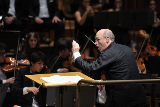 Dirigent Peter Ash