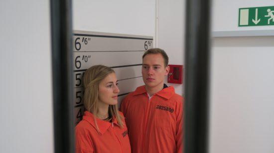 Margrit Jespersen und Dennis Stadler