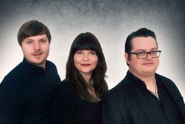 Ludwig Schmutzler, Enna Miau und Martin Seidel