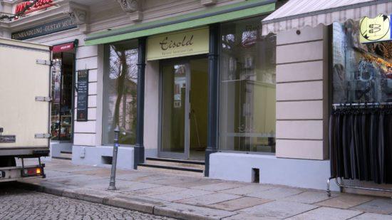 Bäcker Eisold gibt's nicht mehr auf der Bautzner Straße