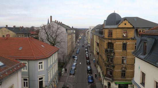 Gründerzeitviertel Dresden Neustadt