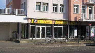 """""""A bis Z"""" zieht um und bleibt auf der Königsbrücker Straße."""