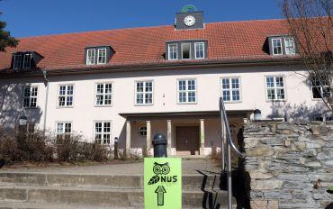 Die Natur- und Umweltschule am Rande des Technologiezentrums