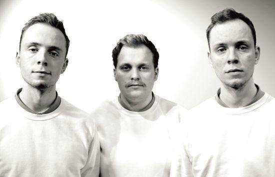 Reiche Söhne in der Groovestation