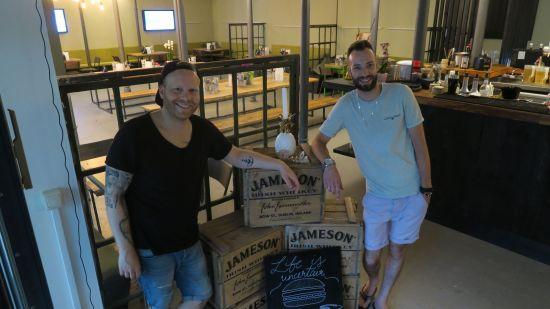 Johannes Rohr und Alexander Eichler führen das Makamaka.