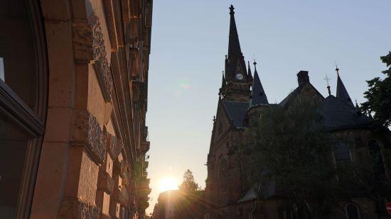Am Wochenende: Martin-Luther-Platz-Fest