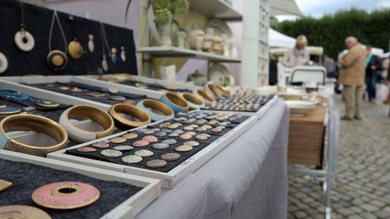 Keramikmarkt am Neustädter Markt - Foto: Archiv 2017