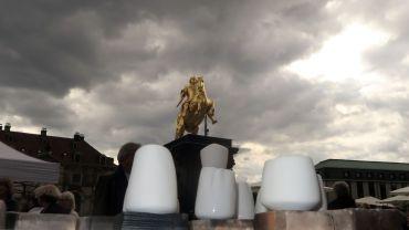 Keramikmarkt am Goldenen Reiter - Foto: Archiv: 2017