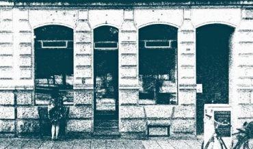 Pop-Up-Galerie im ehemaligen Treibgut, Bischofsweg 40