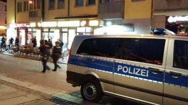 Polizeieinsatz am 13. August