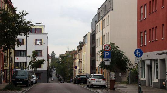 Neubauten am Bischofsweg