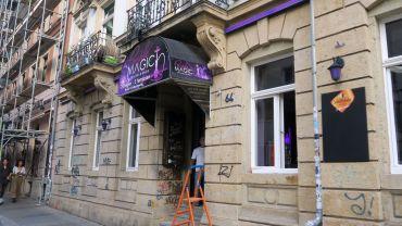 """Neu auf der Alaunstraße: """"Purple Magic"""""""