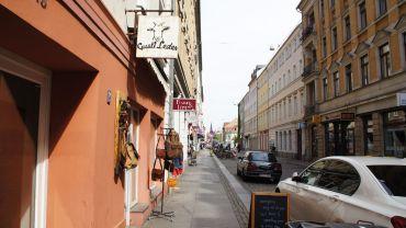 Gusti-Leder hat neben Dresden Filialen in Rostock, Berlin und München
