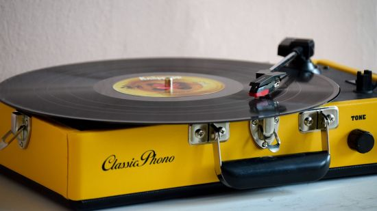 Inklusive Schallplattenunterhalter