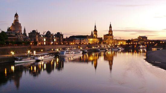 Dresden - auch Elbflorenz genannt