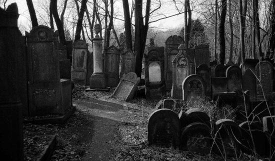Dicht an dicht stehen die Grabsteine auf jüdischen Friedhöfen. Fotograf: Jacobs