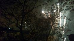 Silvester in der Neustadt