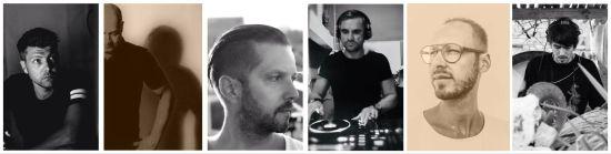 """das """"Halbe Dutzend"""" - DJ-Party in der Pastamanufaktur"""
