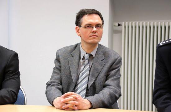 Oberstaatsanwalt Jürgen Schmidt