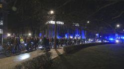 Critical Mass am 29. Januar - Foto: Falk
