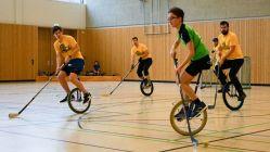 Einradhockey in Dresden - Foto: Sebastian Sohr