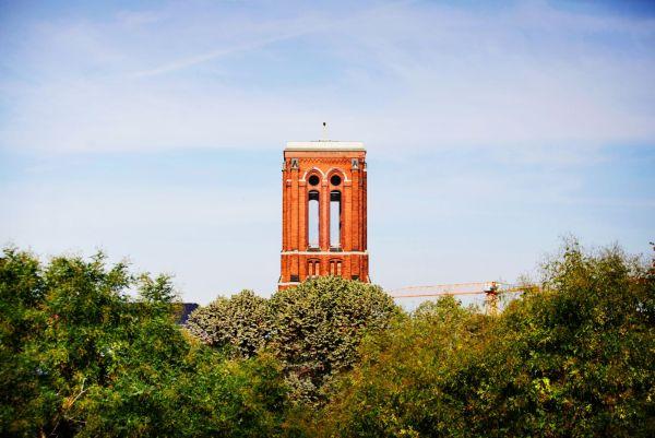 Turm der St.-Pauli-Ruine - Foto: Amac Garbe