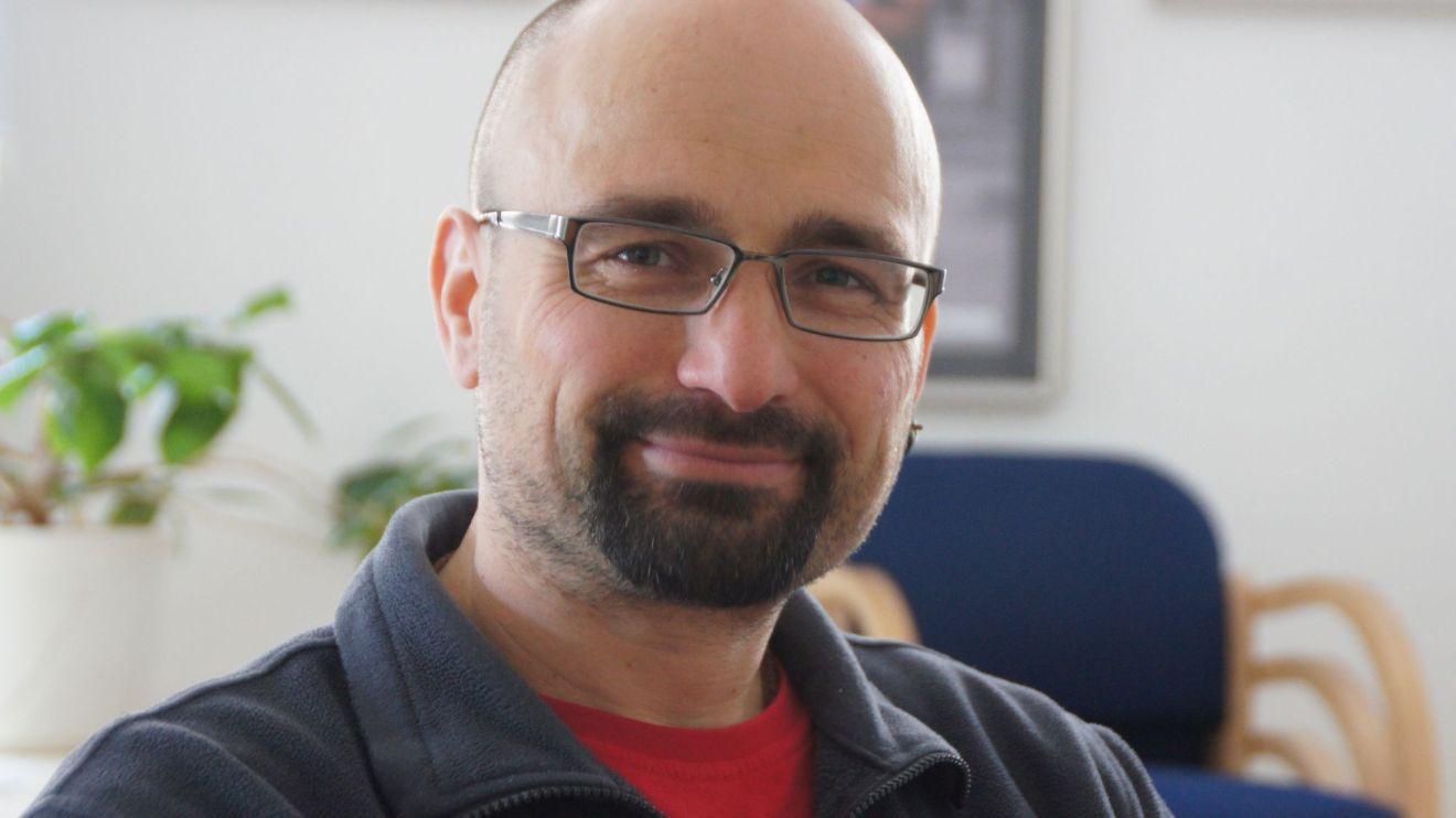 Torsten Siegemund, Projektkoordinator des Männernetzwerks Dresden e.V.